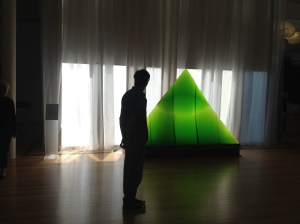 Gary & the Green Triangle