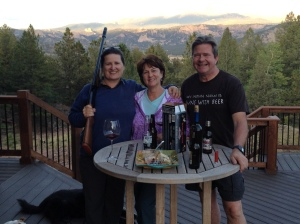Booze and Guns with Jay & Sheila. Good Times!
