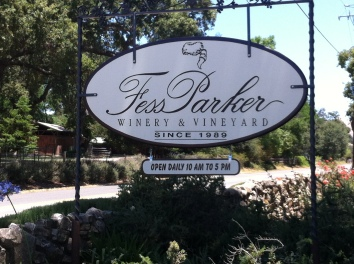 Fess Parker - Best Winery Ever!