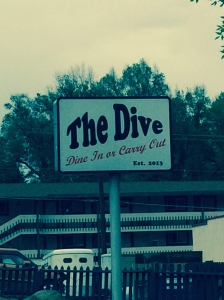 The Dive Restaurant - Great Food!