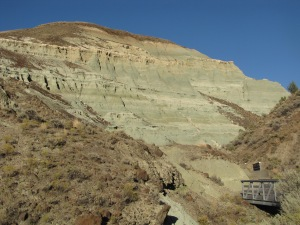 Blue Basin John Day Fossil Beds, OR