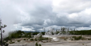 Norris Geyser Basin - another planet